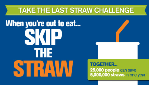 The End Of Plastic Straws